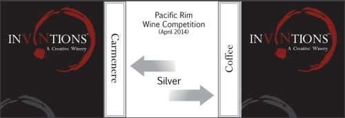 2014 Awards - Pac Rim InVINtions Wine Awards
