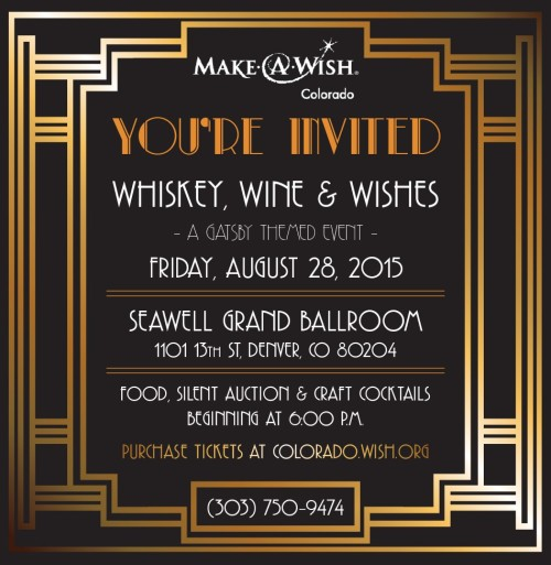 Make A Wish Event